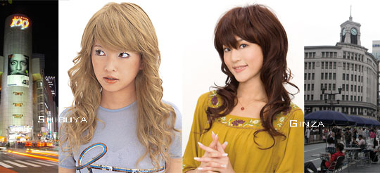 Ginza Wigs 30