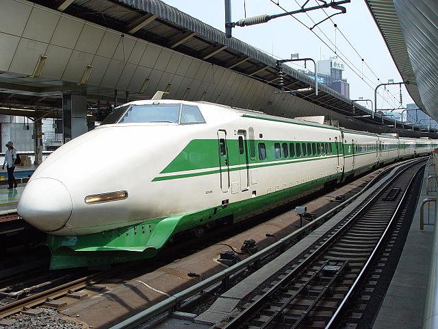 200 Series Shinkansen