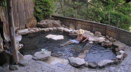 Salle de bain japonaise bois meilleures id es propos de for Salle de bain japonaise traditionnelle