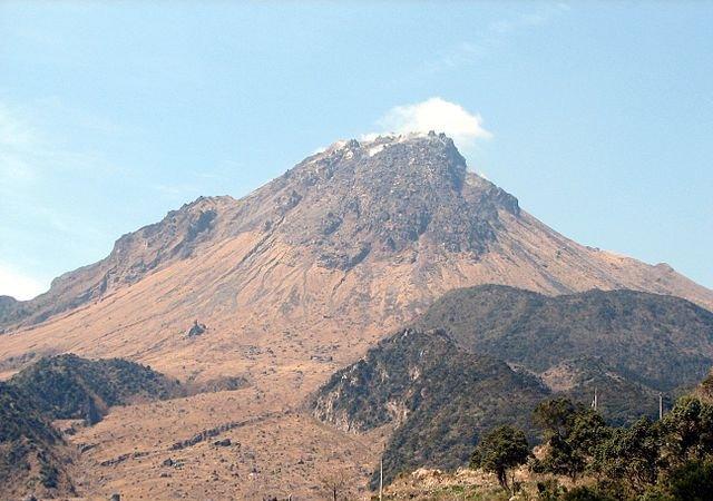 Unzen A Deadly Mountain